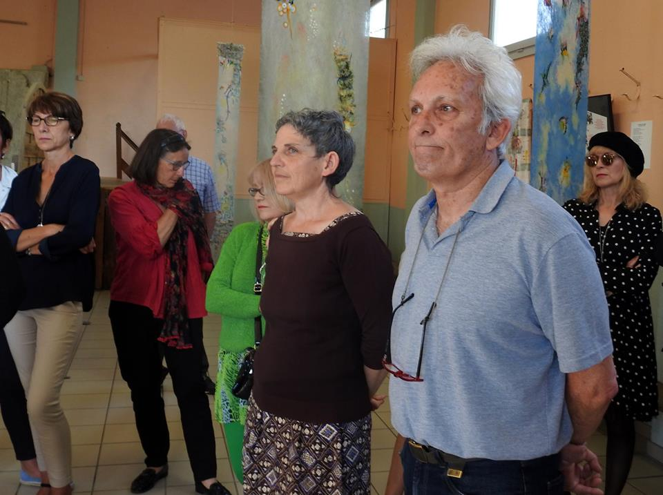 Vernissage Hervé Baïs et Tatiana Rozenblat